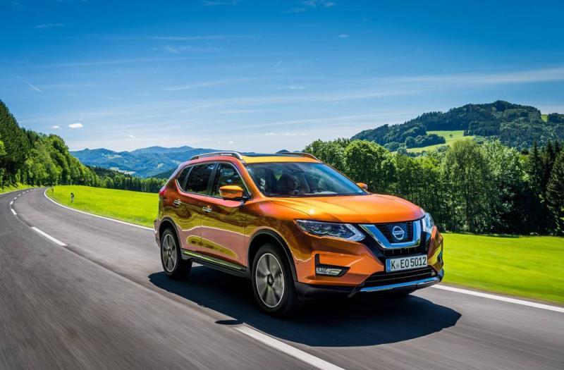 Bild von Nissan X-Trail