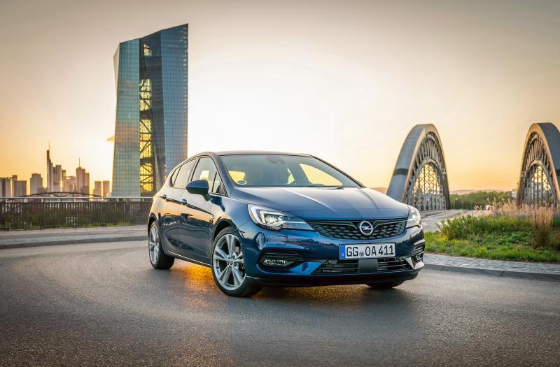 Bild von Opel Astra