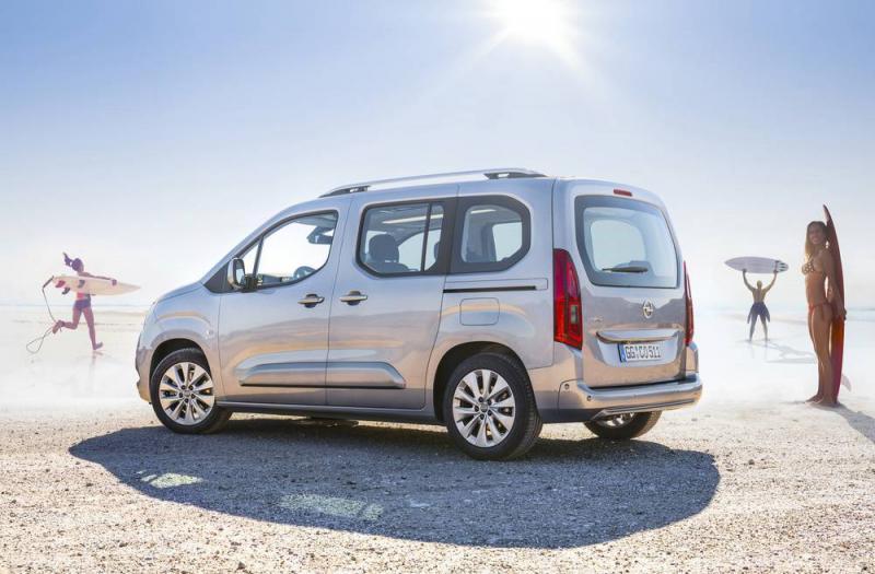 Bild von Opel Combo