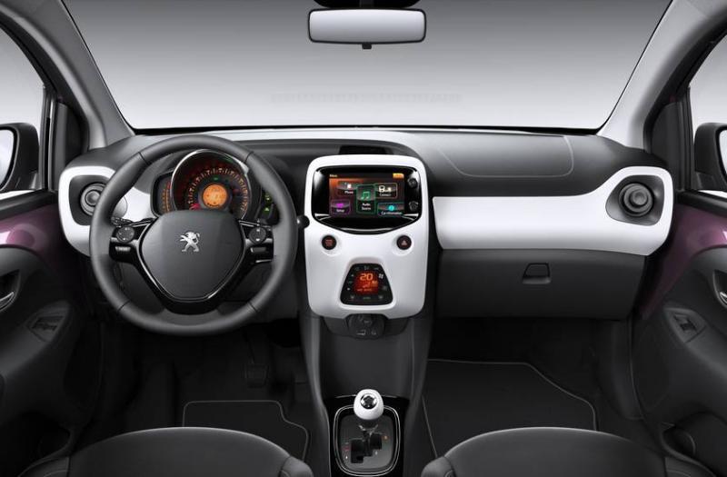 Bild von Peugeot 108