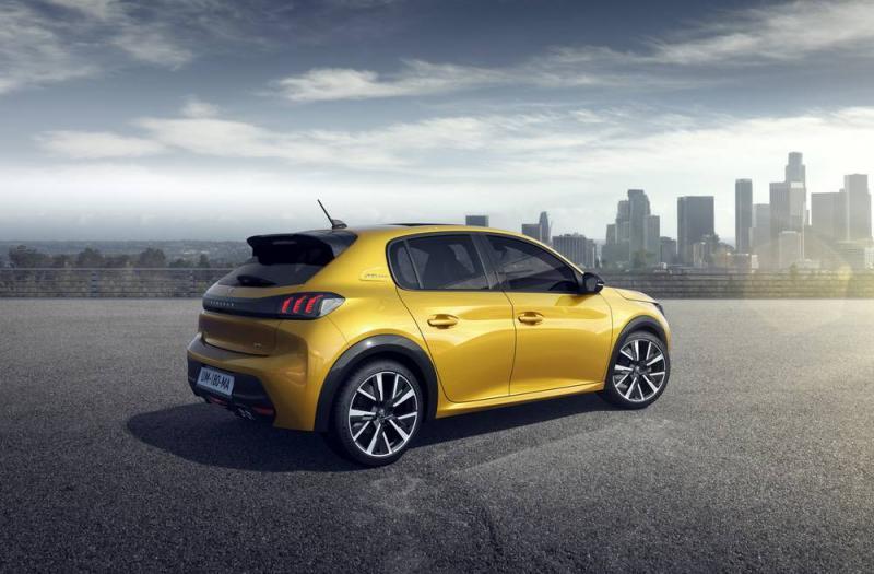 Bild von Peugeot 208