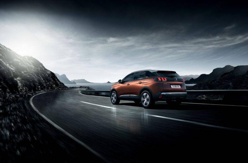 Bild von Peugeot 3008