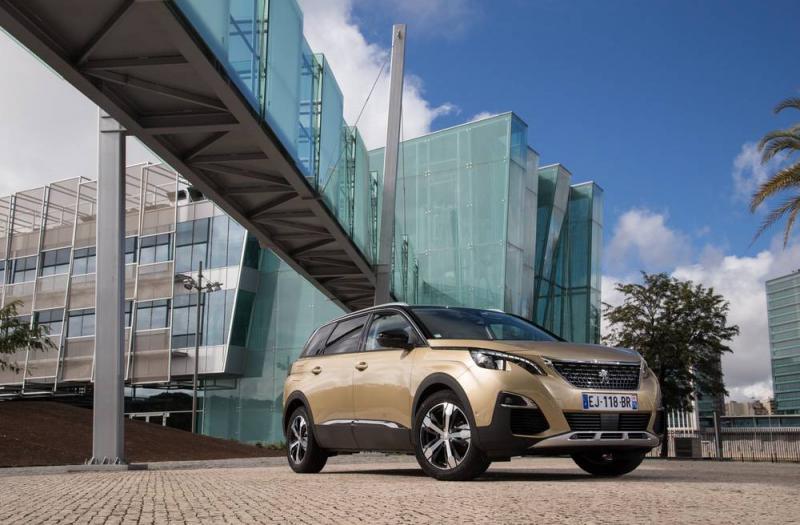 Bild von Peugeot 5008