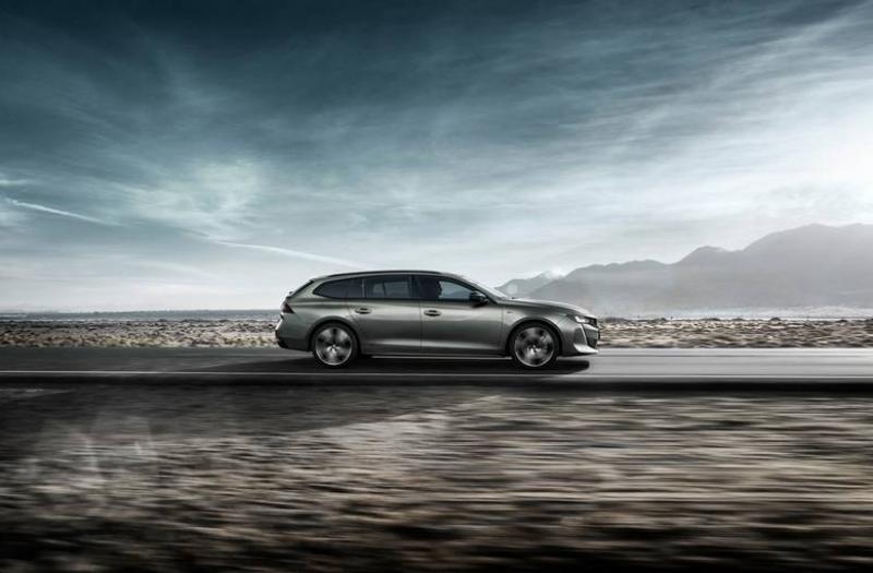 Bild von Peugeot 508 SW