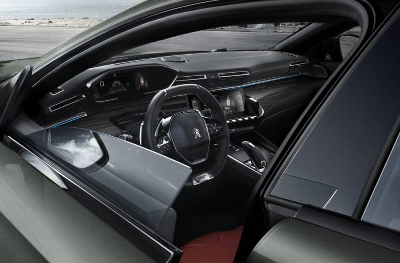 Peugeot 508 SW