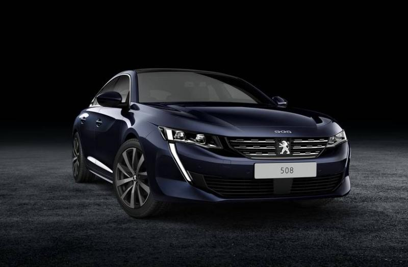 Bild von Peugeot 508