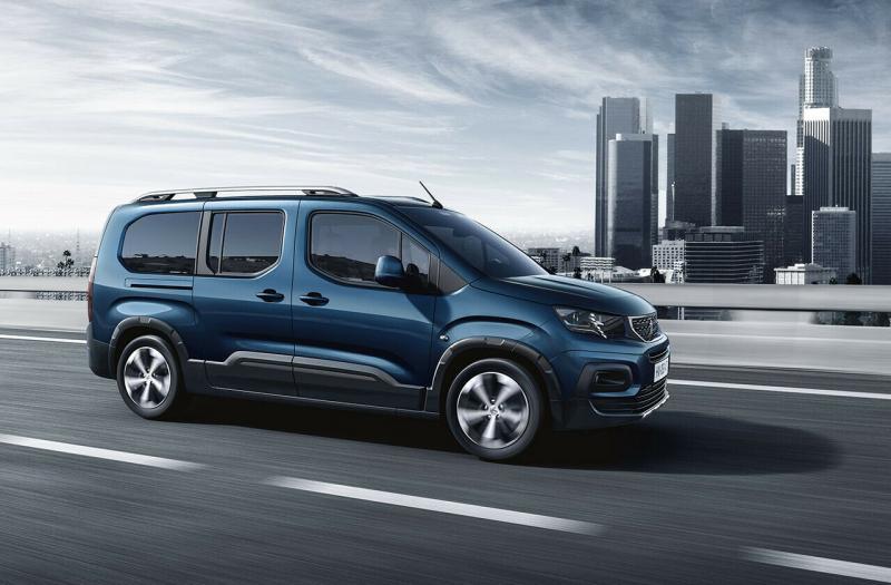 Bild von Peugeot Rifter XL