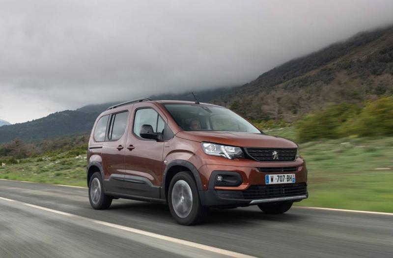 Bild von Peugeot Rifter