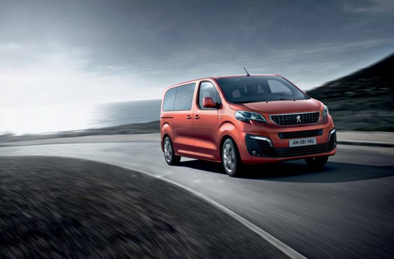 Bild von Peugeot Traveller