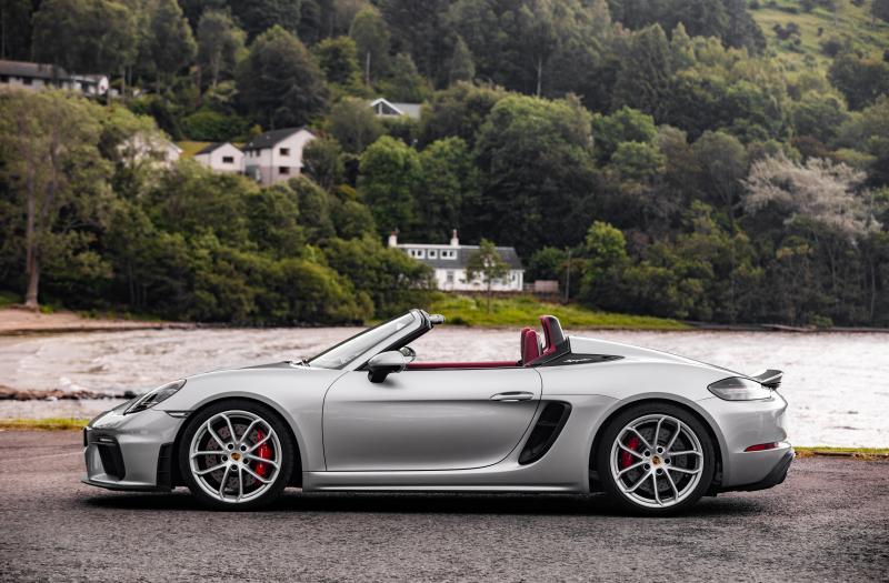 Bild von Porsche 718 Boxster