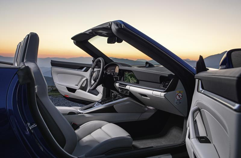 Bild von Porsche 911 Cabrio