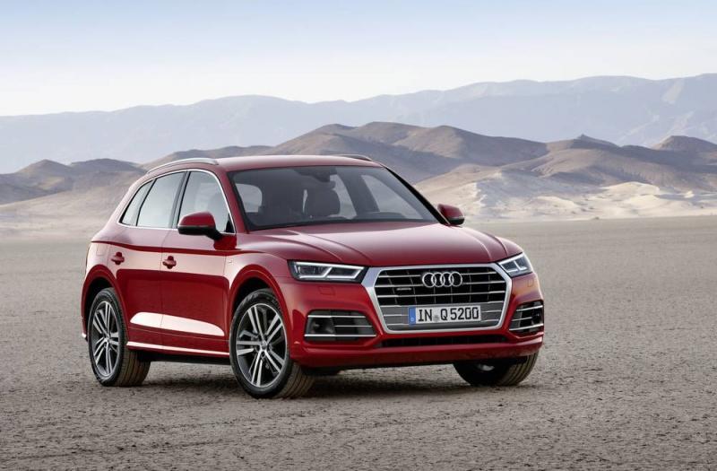 Bild von Audi Q5