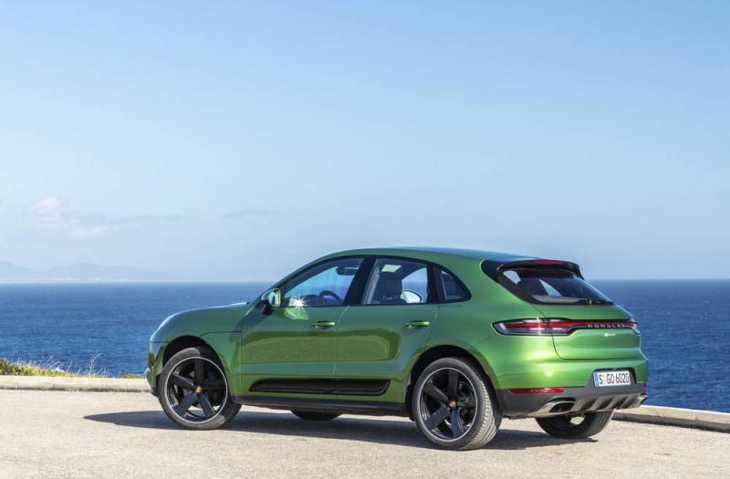 Bild von Porsche Macan