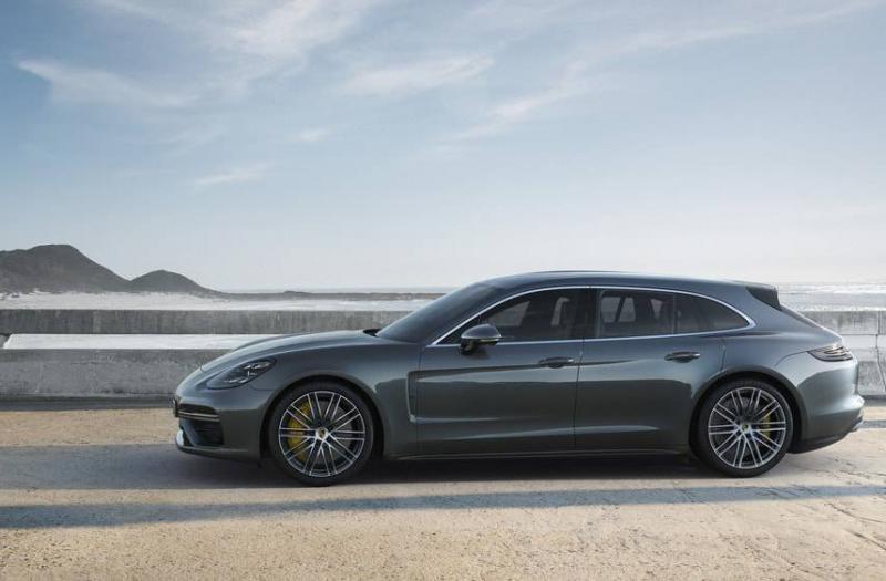 Bild von Porsche Panamera ST
