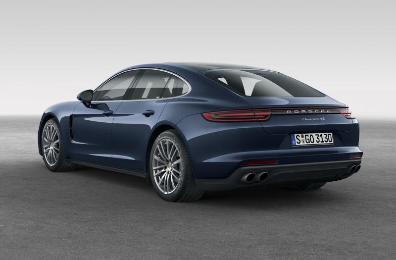Bild von Porsche Panamera