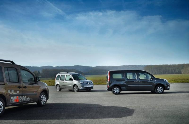 Bild von Renault Kangoo