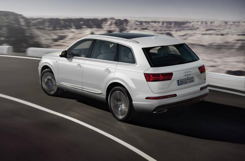 Bild von Audi Q7