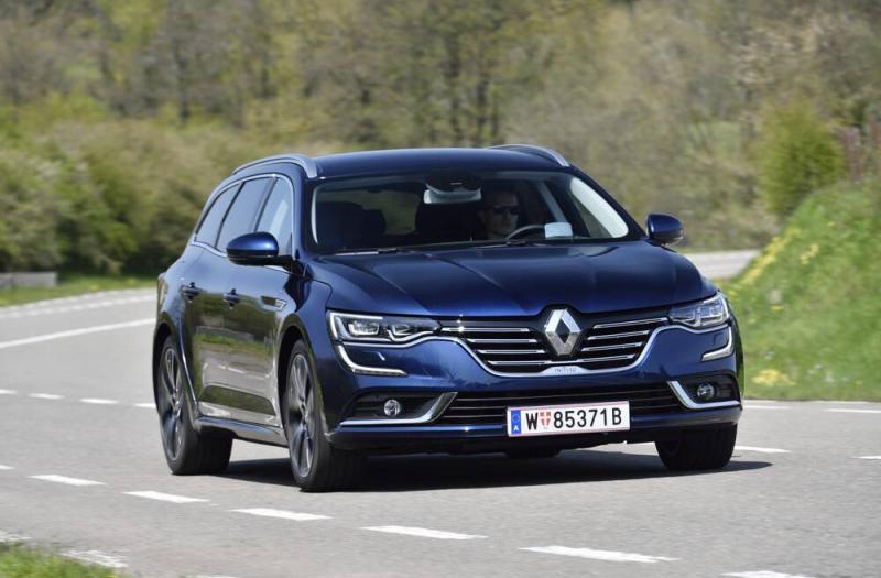 Bild von Renault Talisman Grandtour