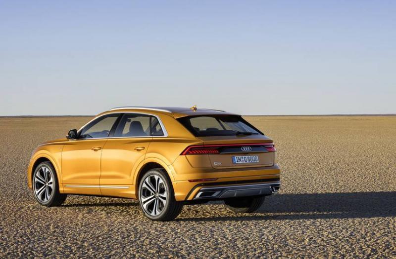 Bild von Audi Q8