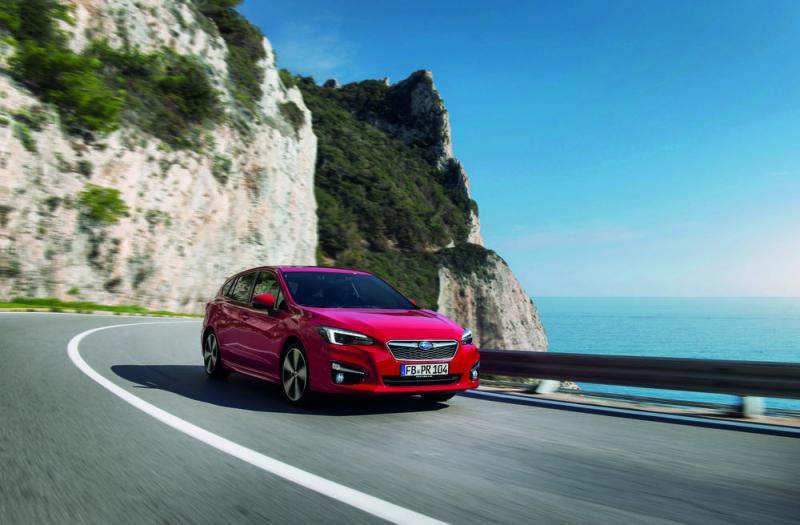 Bild von Subaru Impreza