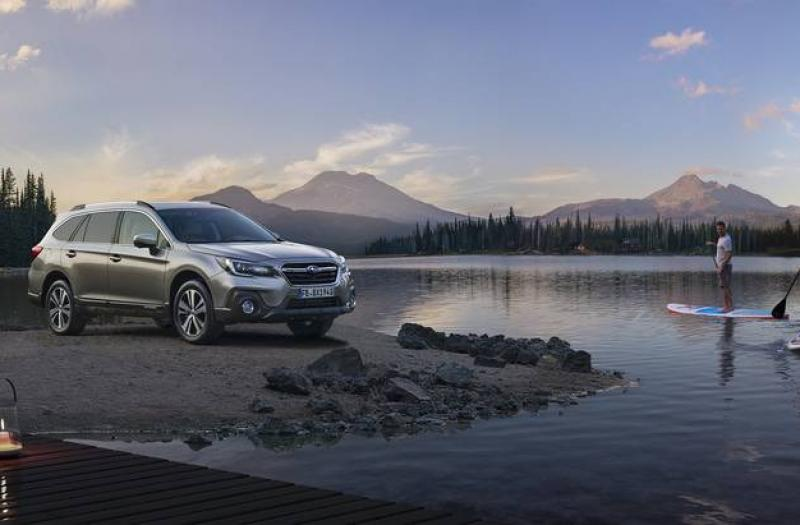 Bild von Subaru Outback