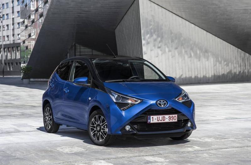 Bild von Toyota Aygo