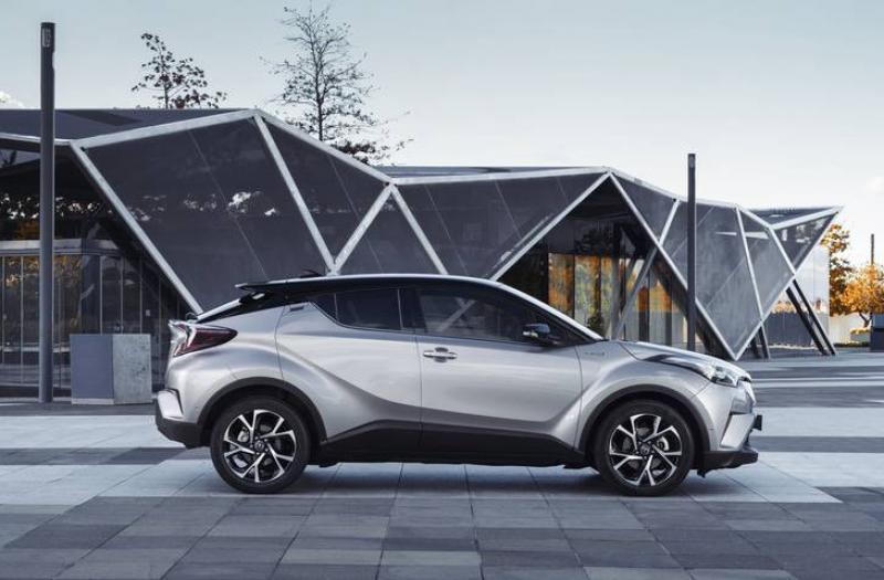 Bild von Toyota C-HR