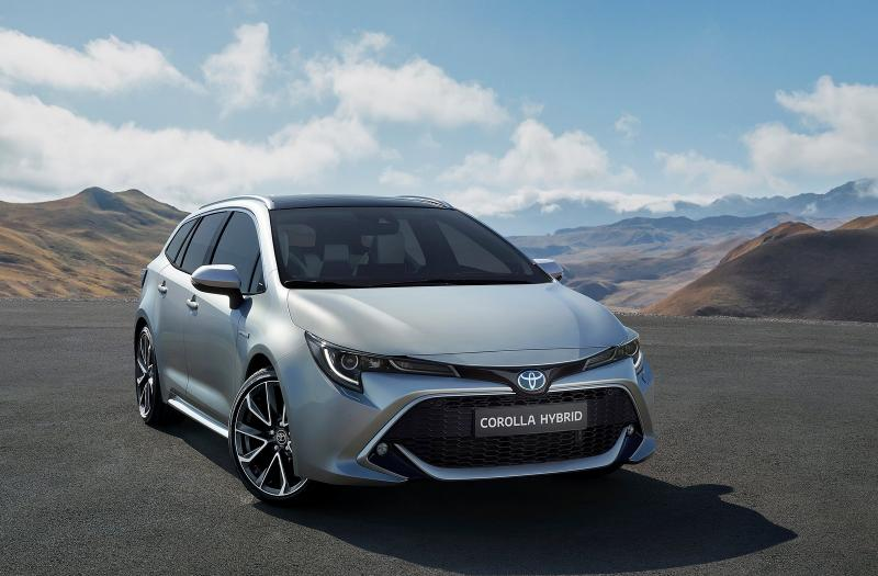Bild von Toyota Corolla Touring Sports