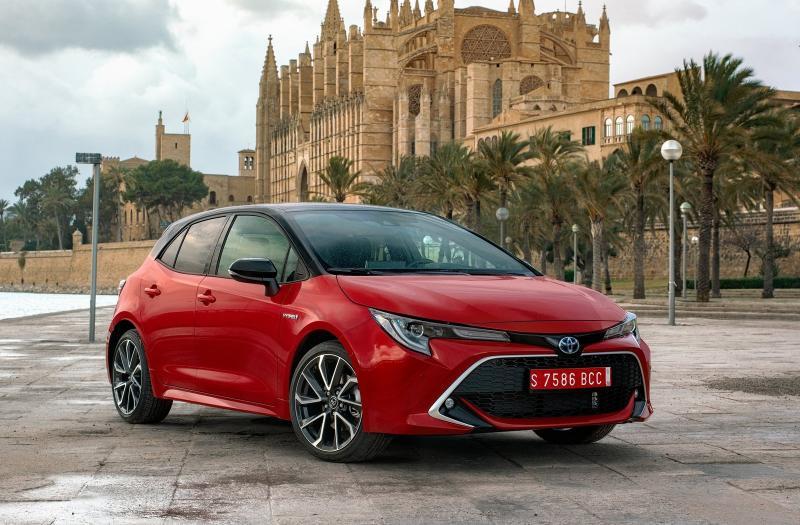 Bild von Toyota Corolla