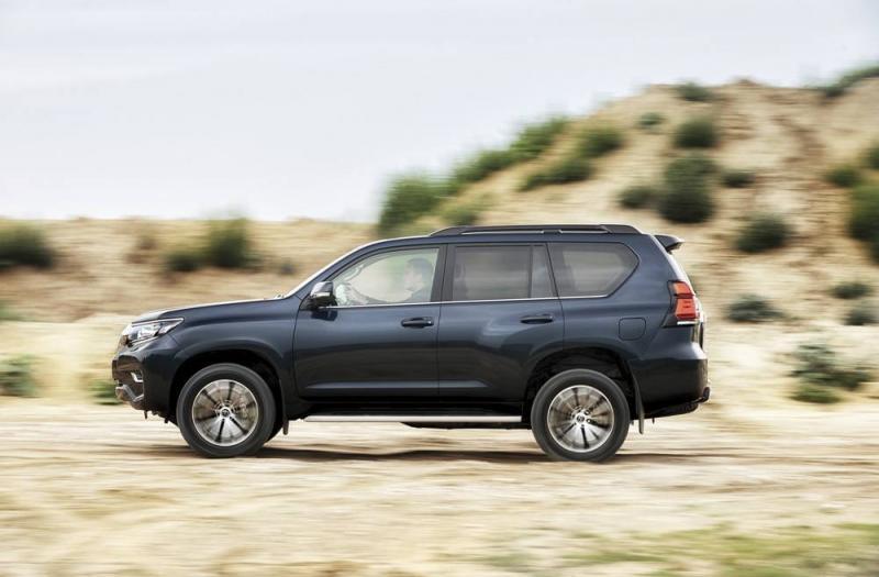 Bild von Toyota Landcruiser