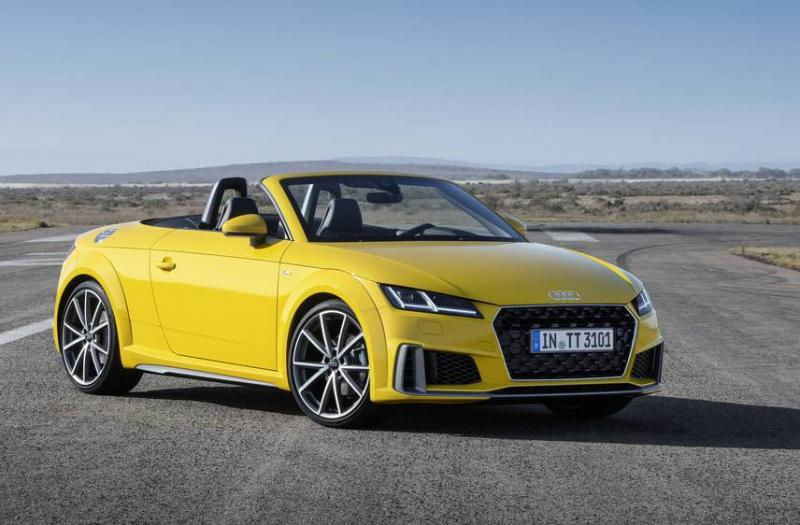 Bild von Audi TT Cabrio