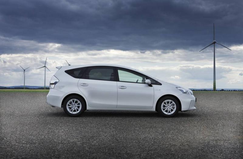Bild von Toyota Prius+