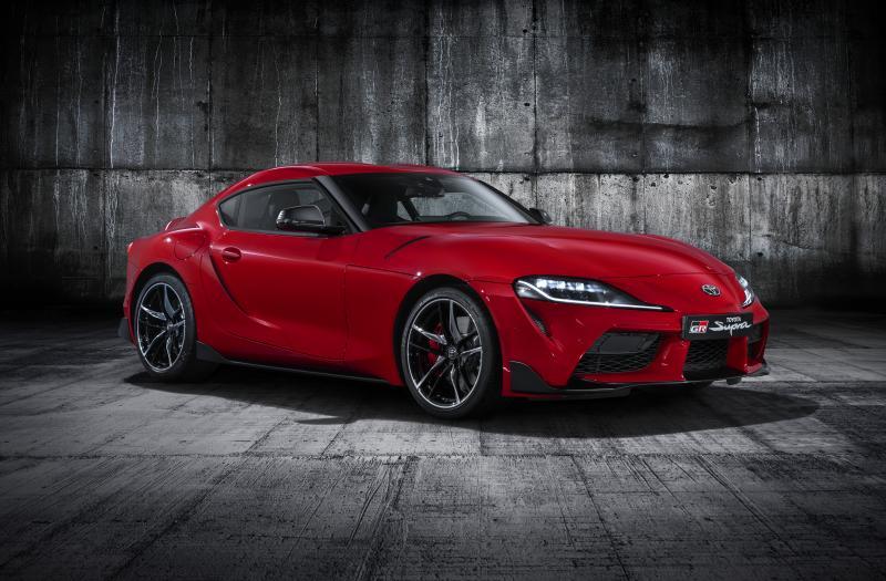 Bild von Toyota Supra