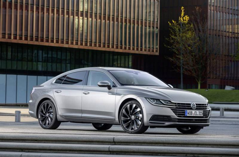 Bild von VW Arteon