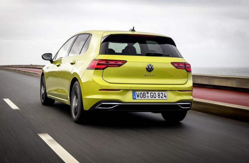 Bild von VW Golf 8