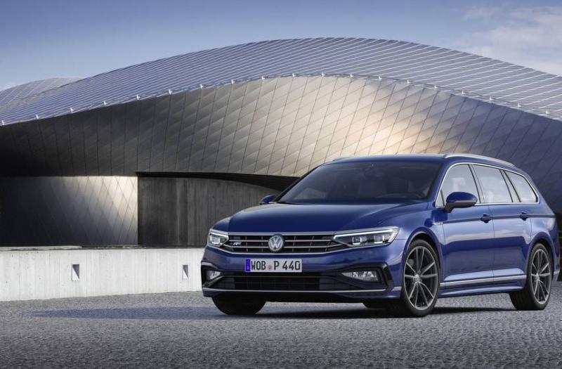 Bild von VW Passat Variant