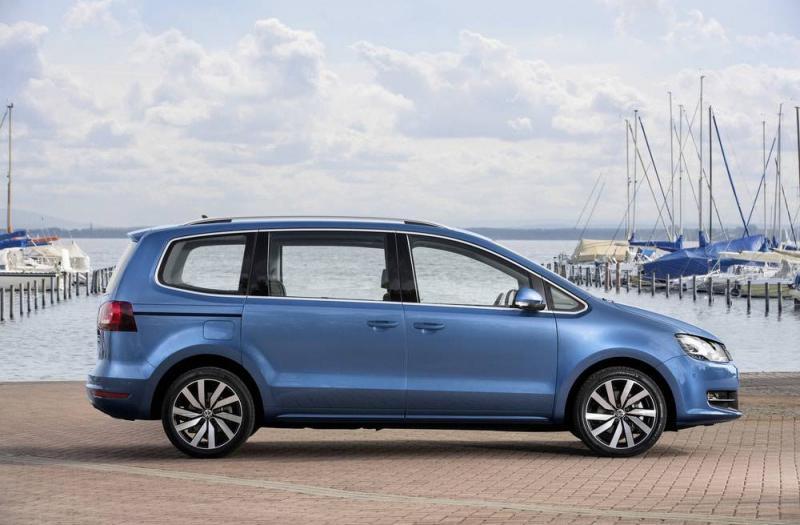 Bild von VW Sharan