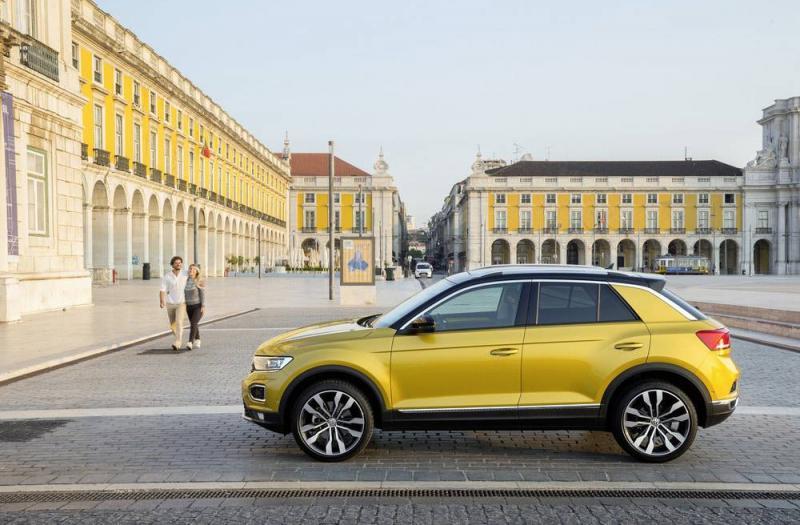 Bild von VW T-ROC