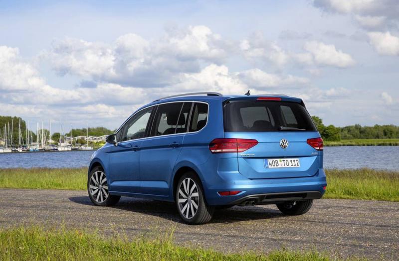 Bild von VW Touran