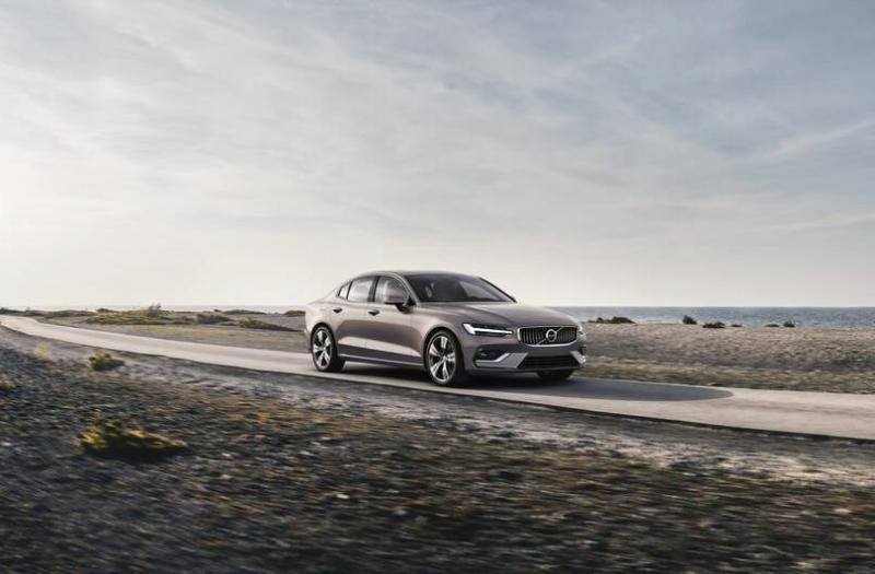 Bild von Volvo S60