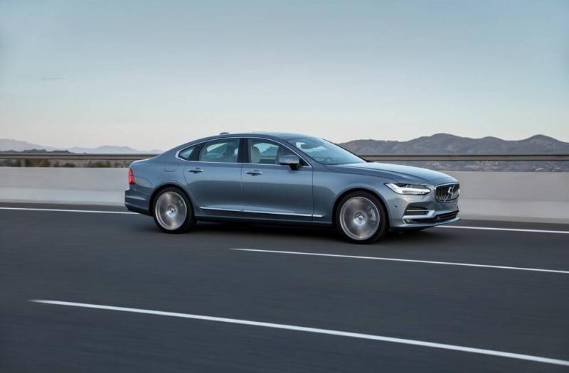 Bild von Volvo S90