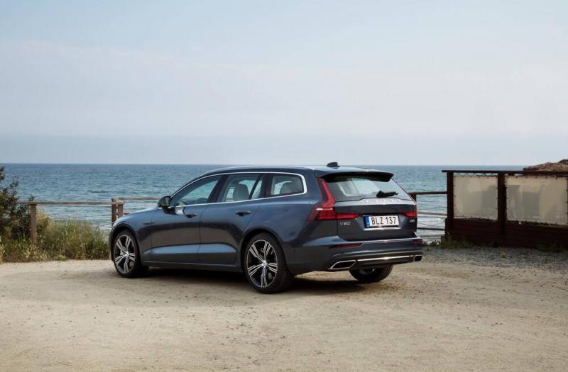 Bild von Volvo V60