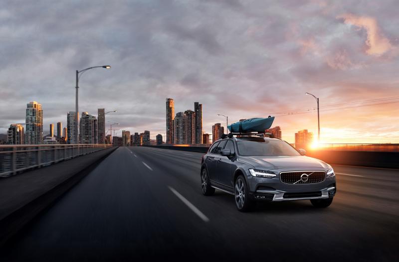 Bild von Volvo V90 CrossCountry