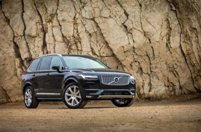 Bild von Volvo XC90