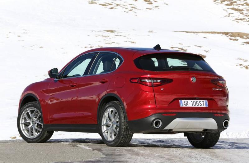 Bild von Alfa Romeo Stelvio
