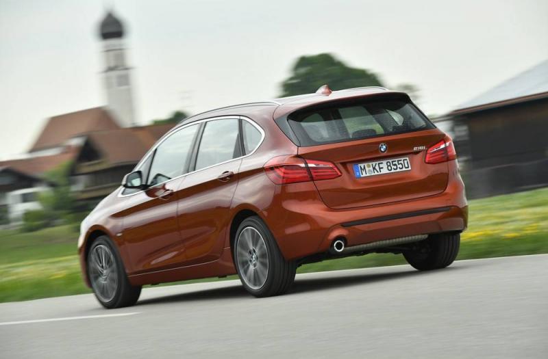 Bild von BMW 2 Active Tourer