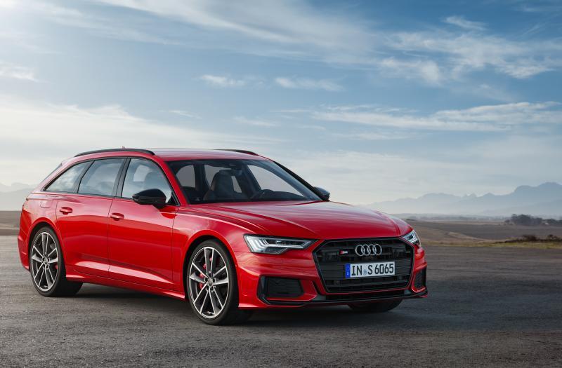 Bild von Audi S6 Avant