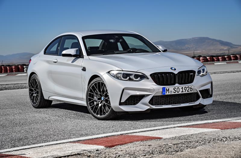 Bild von BMW M2