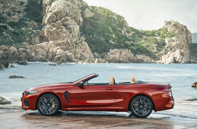 Bild von BMW M8 Cabrio