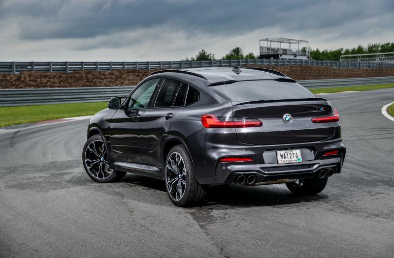 Bild von BMW X4 M